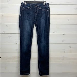 Maurice's Stretchy Denimflex Skinny Jean/Jegging